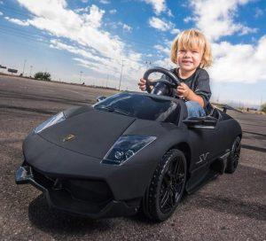 autonomie voiture enfant électrique