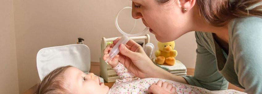 Quelles Sont Les Differentes Methodes Pour Moucher Un Bebe
