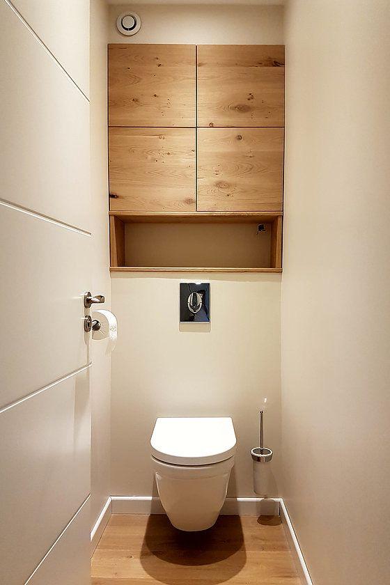 wc avec placard