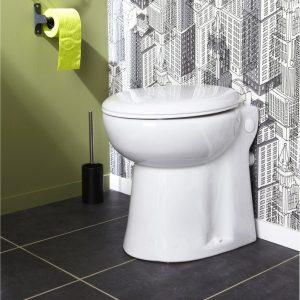 wc broyeur compact