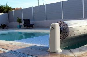 couverture piscine rigide